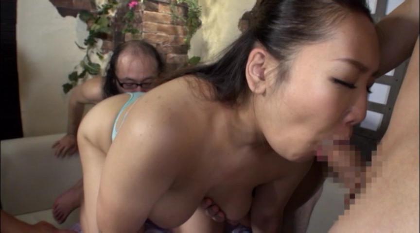 豊満マゾ緊縛ぶっかけ中出しアナル輪姦 の画像14