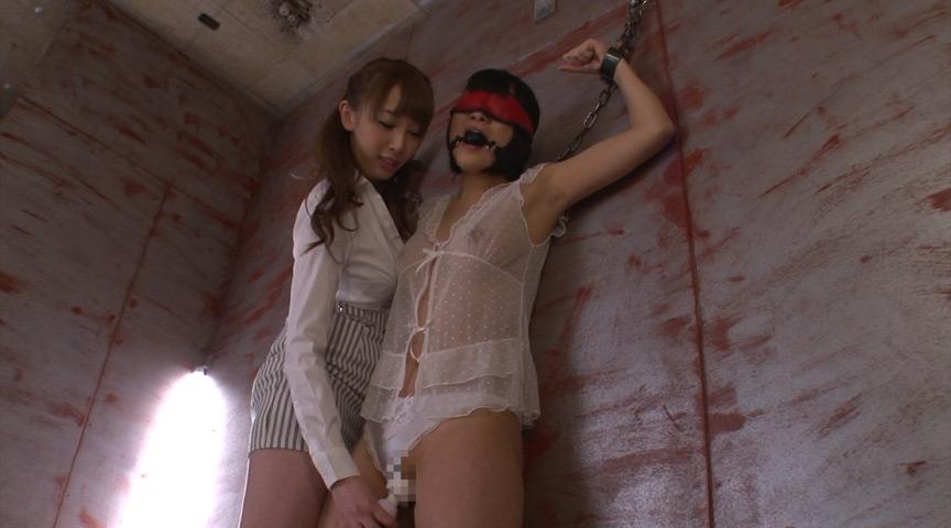 鉄拘束レズビアン3 画像 3