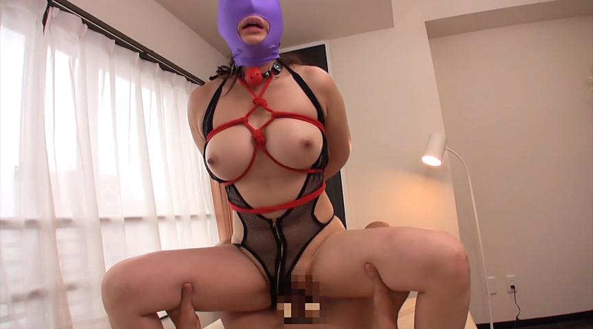 素人マスク性欲処理マゾメス20 熟女Ver.3のサンプル画像