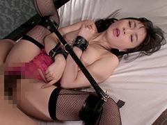 素人巨乳M女拘束絶頂公開ショー2