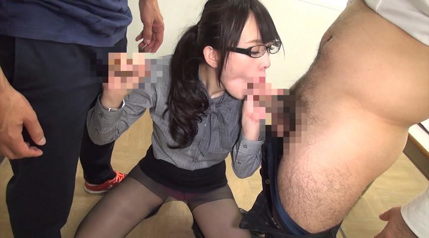 変態ドM美尻女教師のザーメン&小便ごっくん顔面崩壊2穴調教 黒木いくみ
