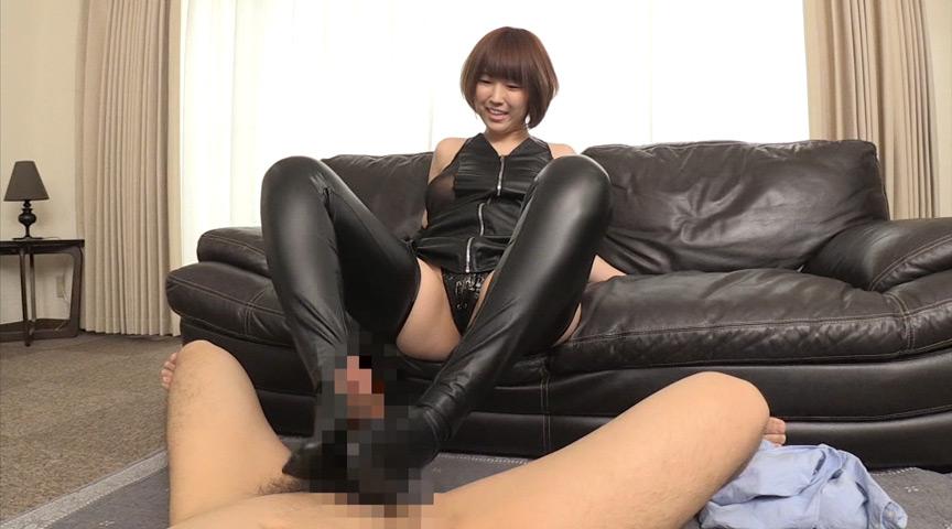 彼女がボンデージに着替えたら。 松本菜奈実