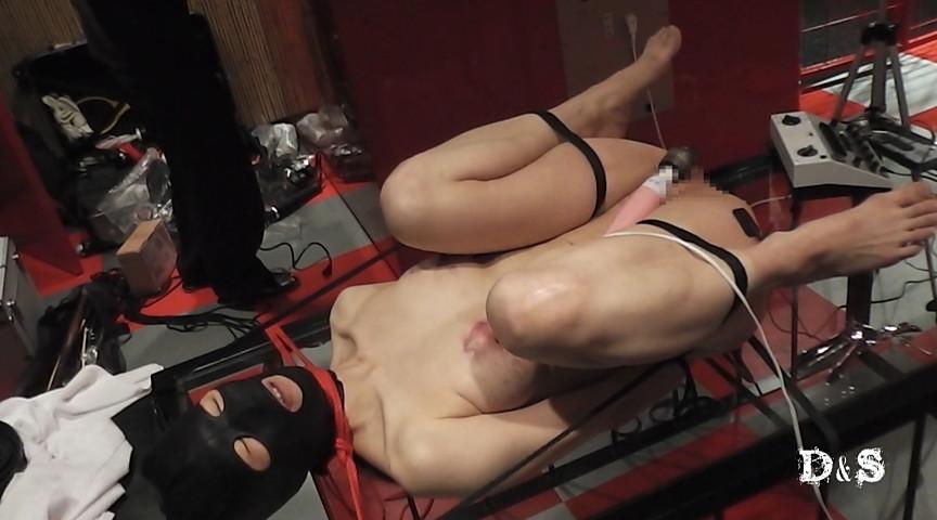 『絶望したいという女 膣口タッカー・膣内通電』サンプル画像 0003