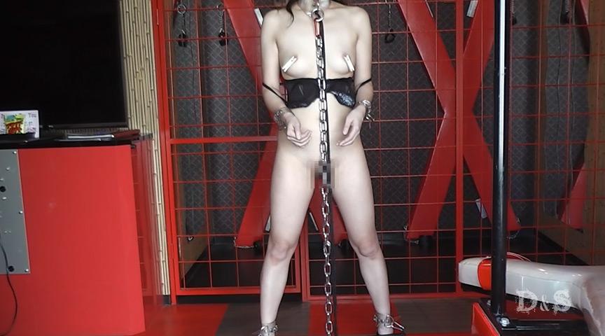史上最高の女(高さ) 身体検査・ハイヒールスクワットのサンプル画像