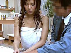 湯上がり美人妻がしかける誘惑サインを見逃すな1