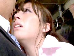 """キスまで3㎝高感度""""美淑女""""追跡スペシャル1"""