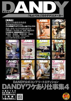 DANDY公式コンプリートエディション DANDYワケあり仕事集4