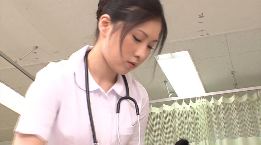 看護師さんの前で勃起を見せつけたらSPECIAL1のサンプル画像