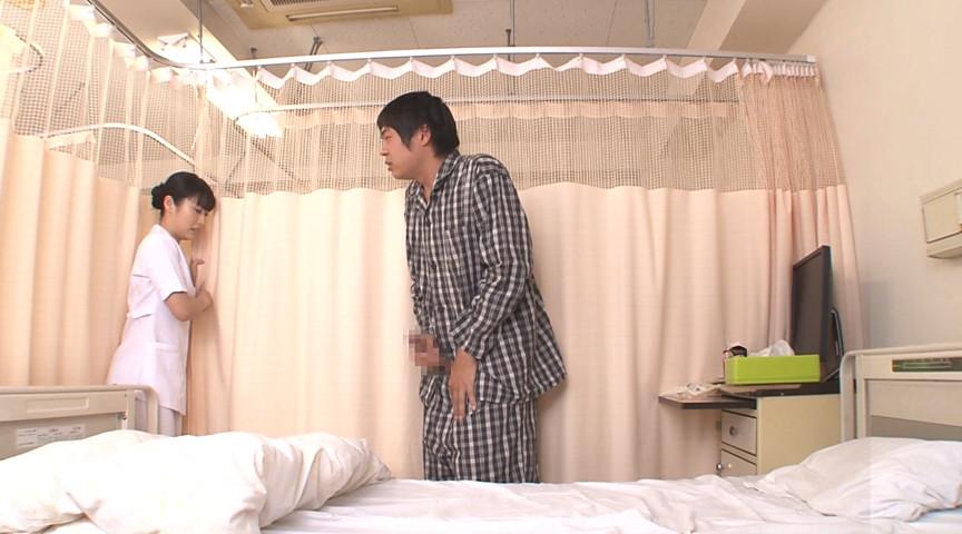 「『本当に擦るだけだからね』自分の透けパン巨尻で勃起したチ○ポに素股を頼まれ断れない優しい看護師がヤってくれた」 VOL.1 6枚目