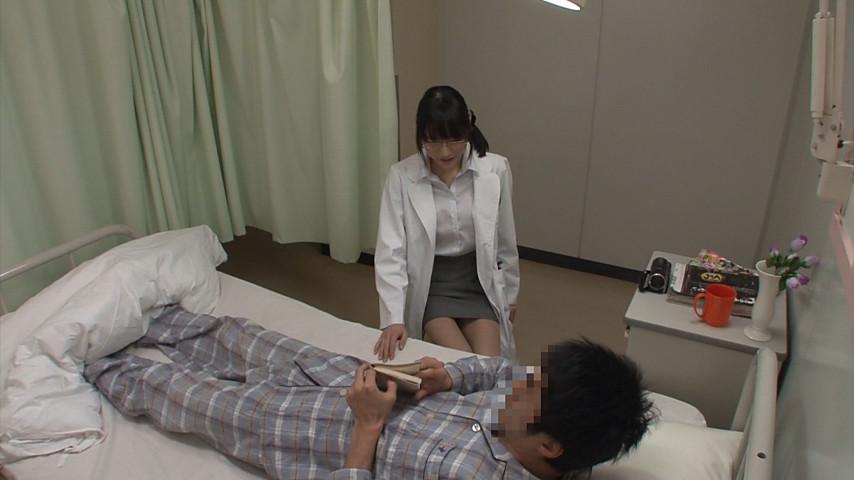 看護師/女医に官能小説の読み聞かせをお願いしたら1