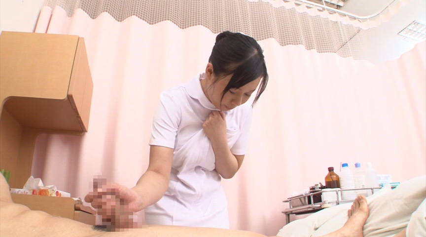 無意識な誘惑で勃起させてしまうむっちり看護師1