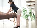 S字尻振り騎乗位で骨抜きにする美尻エステティシャンのサムネイルエロ画像No.8