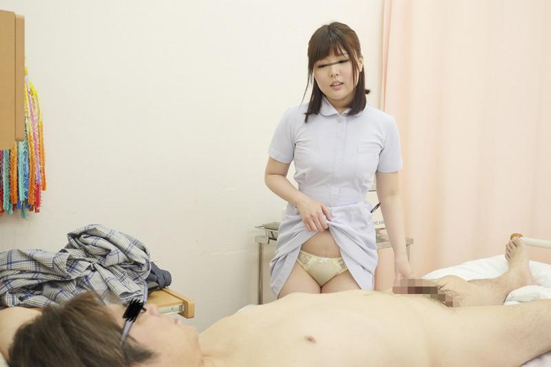 清拭中に亀頭ばかり拭く看護師VOL.1 画像 9