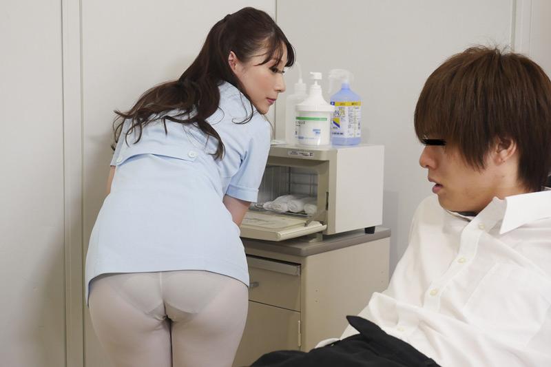 清拭中に亀頭ばかり拭く看護師VOL.1 画像 13