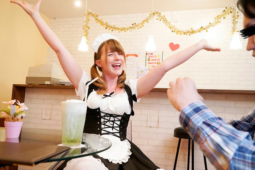 日本チ○ポを喰いまくるドスケベ金髪娘 画像 13