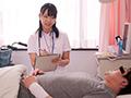 献身的なパイズリ挟射で性処理してくれる巨乳看護師-9