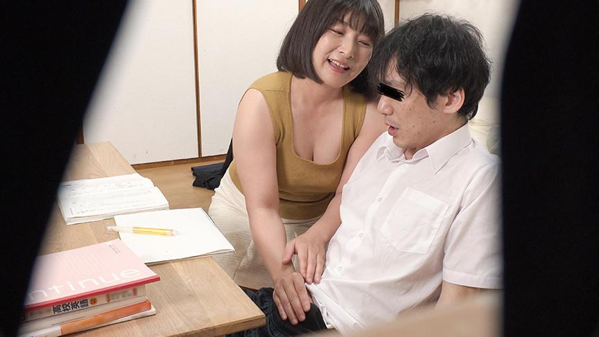 優しく早漏改善セックスを教えてくれた巨乳家庭教師 画像 8