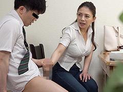 優しく早漏改善セックスを教えてくれた巨乳家庭教師