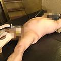 ノンケガチムチ男スパイ拘束電マ放置拷問強制射精の刑