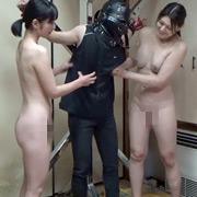 最強女性2人によるハードくすぐり拷問