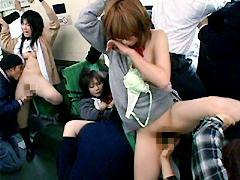 「見るも無残な拘束中出し!強姦バス!」:レ○プ