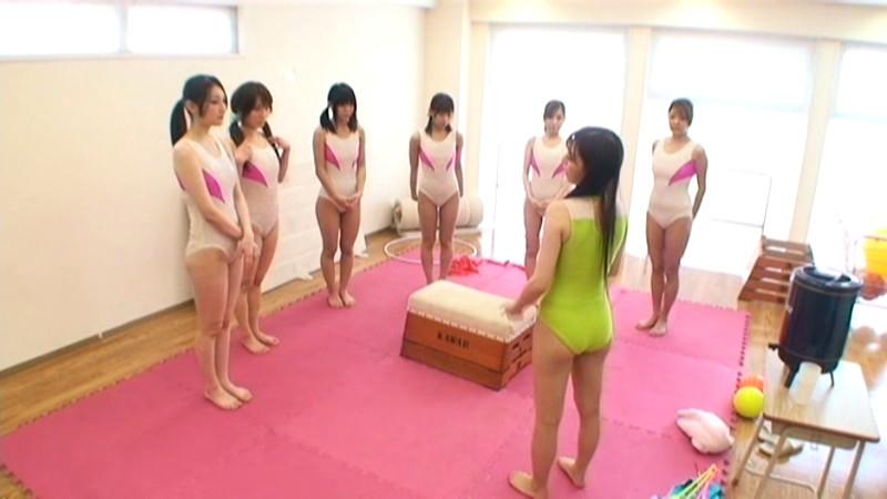 女子校新体操部のミネラルウォーターに睡眠○を混入のサンプル画像