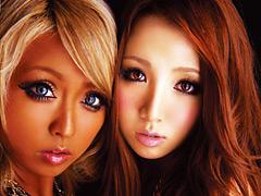 BLACKギャル VS WHITEギャル タイマンレズFIGHT!3  無料エロ動画まとめ|H動画ネット