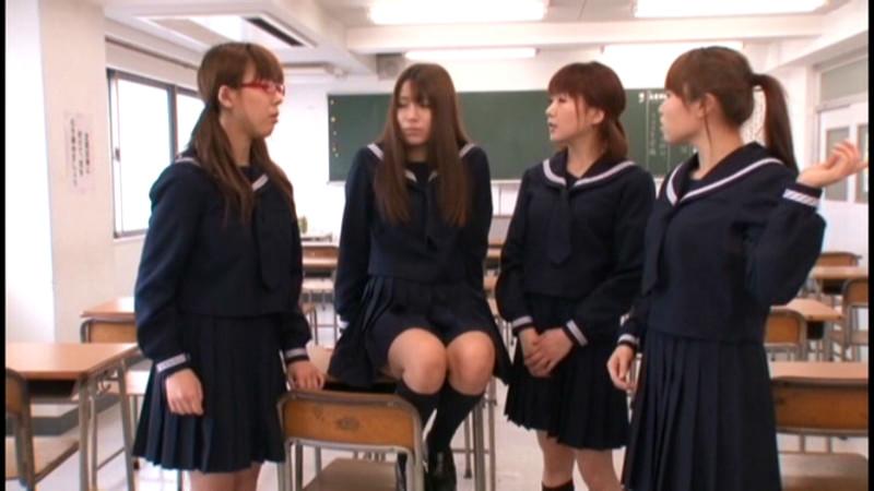 女子校生レズバトル 橘ひなたVSあずみ恋 画像 1