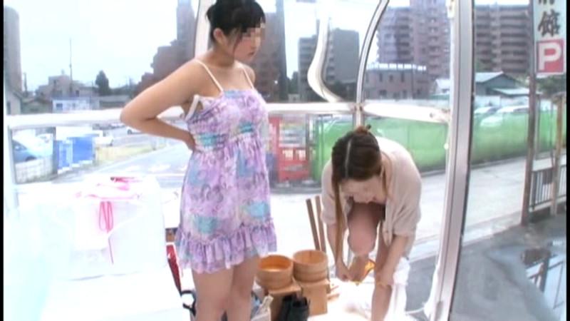 マジックミラー号 箱根湯本温泉編 巨乳娘限定! 画像 2