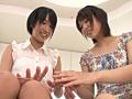 レズ Wキャスト3 湊莉久 葵こはるのサムネイルエロ画像No.5