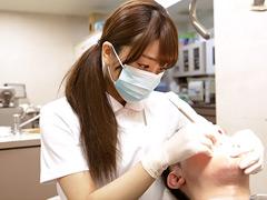 お昼休みの美人素人歯科衛生士ナンパ2
