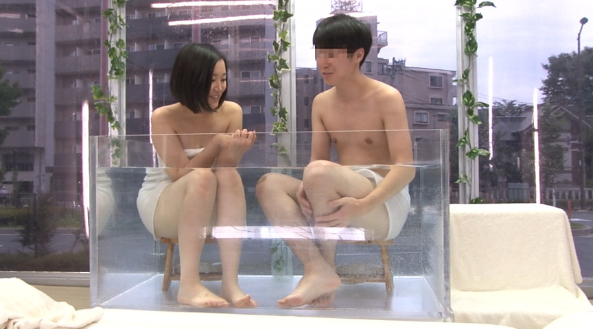 マジックミラー号 友達同士で初めての混浴温泉 in池袋 画像 2