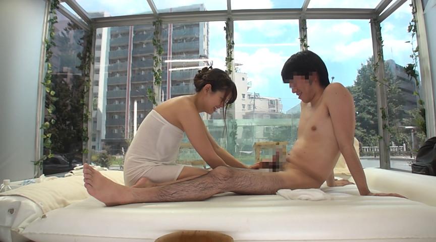 マジックミラー号 友達同士で初めての混浴温泉 in池袋 画像 14