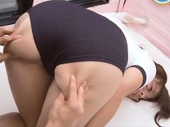 街角ブルマ試着 inマジックミラー便 新宿&銀座編