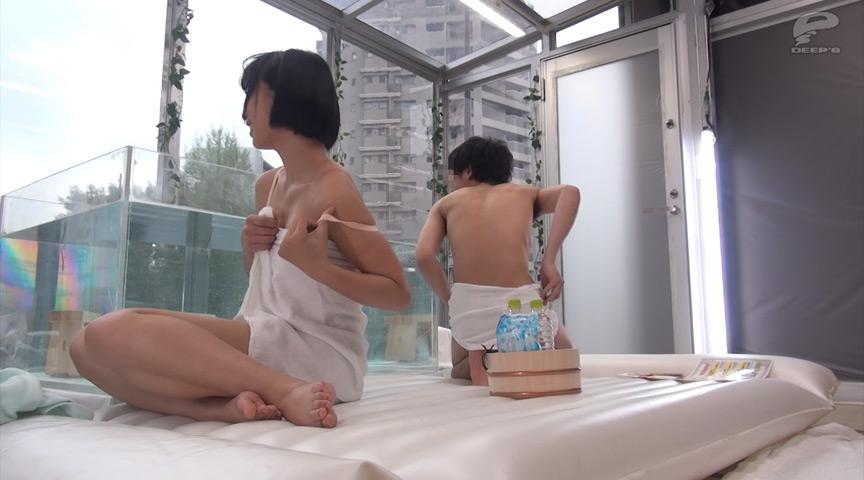 マジックミラー号 友達同士で初めての混浴温泉2 in池袋 画像 7