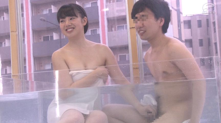 マジックミラー号 友達同士で初めての混浴温泉2 in池袋 画像 14