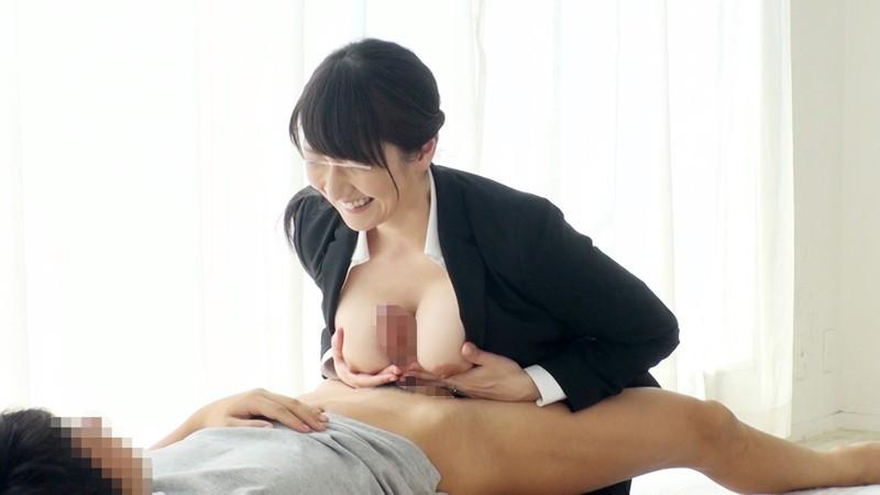 一般男女モニタリングAV 巨乳人妻OLと童貞の男子大学生3 画像 6
