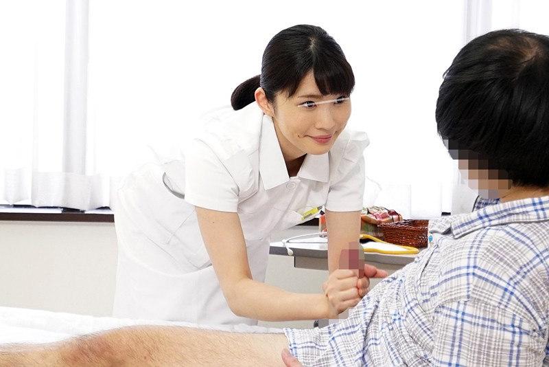 一般男女モニタリングAV 看護師さんが連続手コキ!