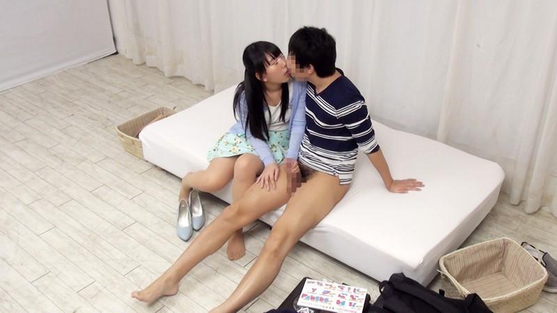 一般男女モニタリングAV キス技コンプリート