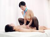 一般男女モニタリングAV 憧れのキャビンアテンダント2 【DUGA】