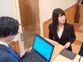 一般男女モニタリングAV 職場の同僚ドッキリ企画3のサムネイルエロ画像No.1