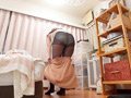 女子大生の黒パンスト尻にバックからデカチン即ハメ!-1