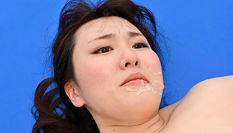 ヘビー級女子アマレス強化選手 はるなAVデビュー!! 画像 10