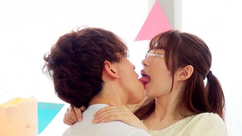 一般男女モニタリングAV キスだけでSEXしてしまうのか8 画像 2