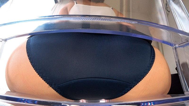 IdolLAB | di3-0376 ミニスカ痴女スケスケ透明椅子パンモロ密着パンティー3