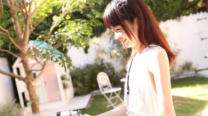 全力黒髪少女 伊東涼々夏のサンプル画像
