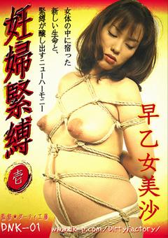 妊婦緊縛1