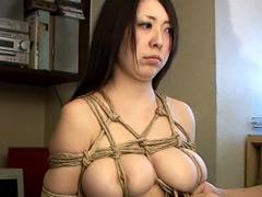 緊縛特選10 乳房十文字縛り2