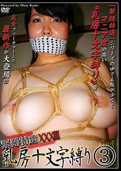 【篠田ゆう動画】捕縄特選33-乳房十文字縛り3-SM