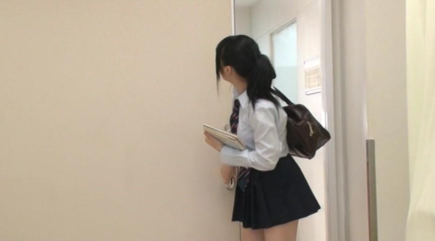 入院中で禁欲生活な僕の前に女子校生がお見舞いに!?のサンプル画像